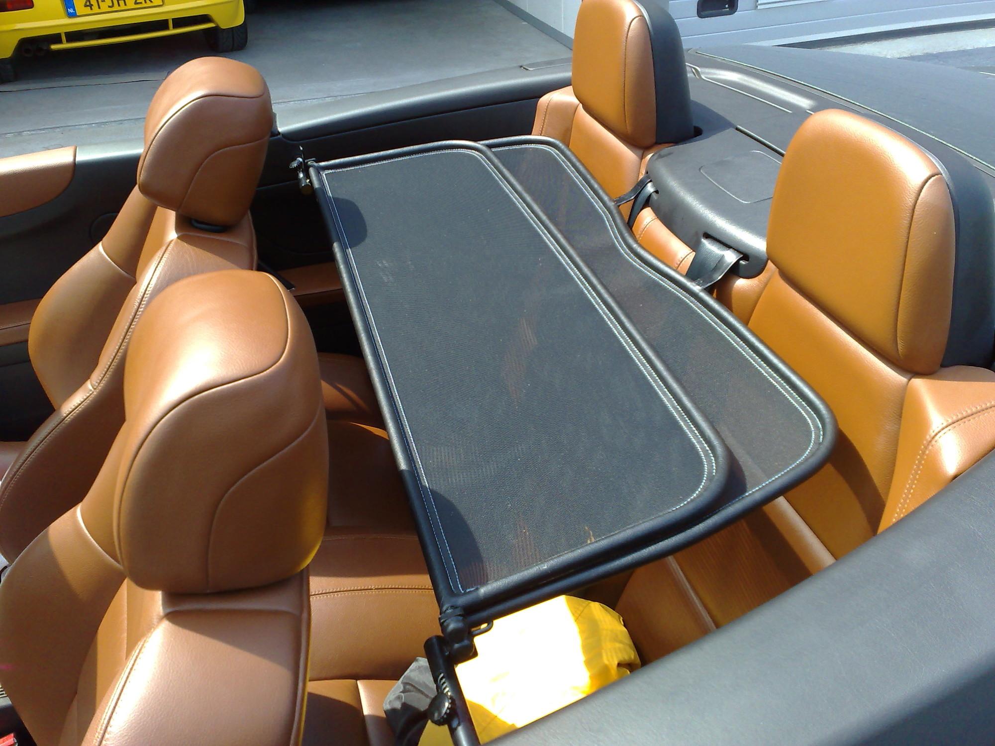 peugeot 307 cc windschott 2003 2008 neu federsystem. Black Bedroom Furniture Sets. Home Design Ideas