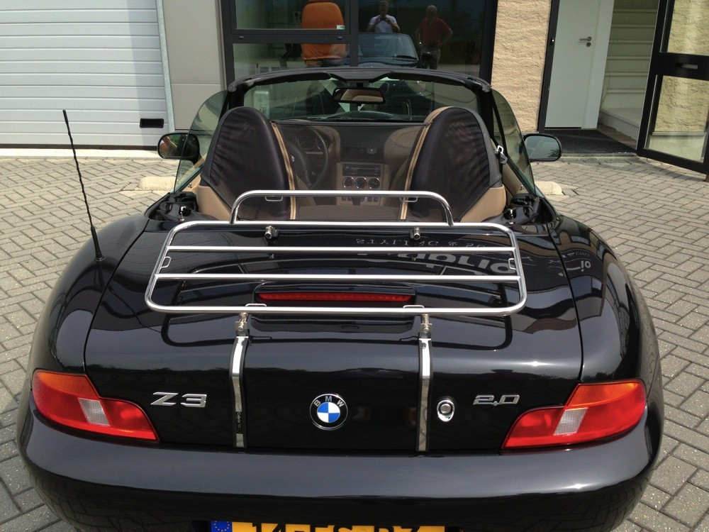Bmw Z3 Luggage Rack Tailor Made Boot Carrier