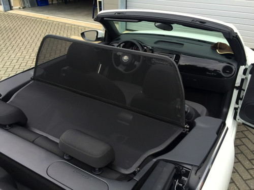 volkswagen beetle 5c7 cabrio windschott ab 2012 neu. Black Bedroom Furniture Sets. Home Design Ideas