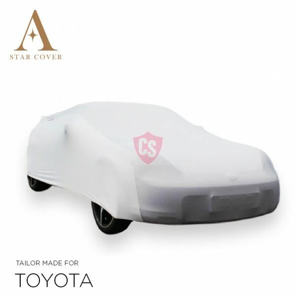 Toyota MR 2 Spyder Autoabdeckung - Maßgeschneidert - Weiß