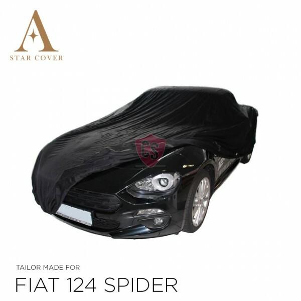 Fiat 124 Spider Wasserdichte Vollgarage