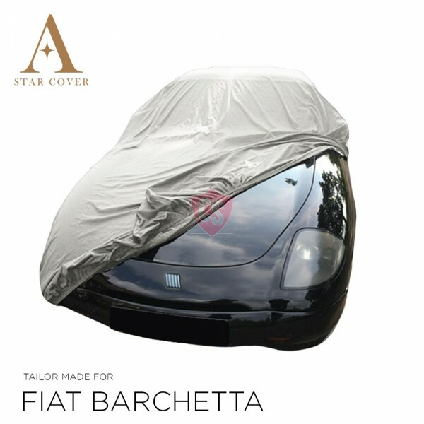 Fiat Barchetta Wasserdichte Vollgarage