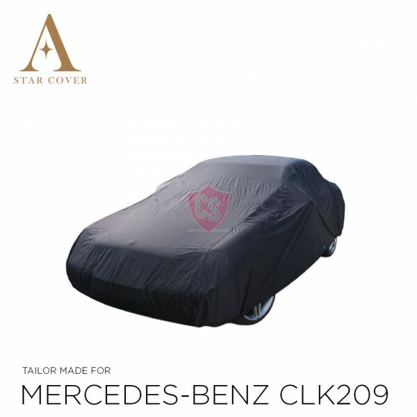 Mercedes-Benz CLK 209 Wasserdichte Vollgarage Star-Cover