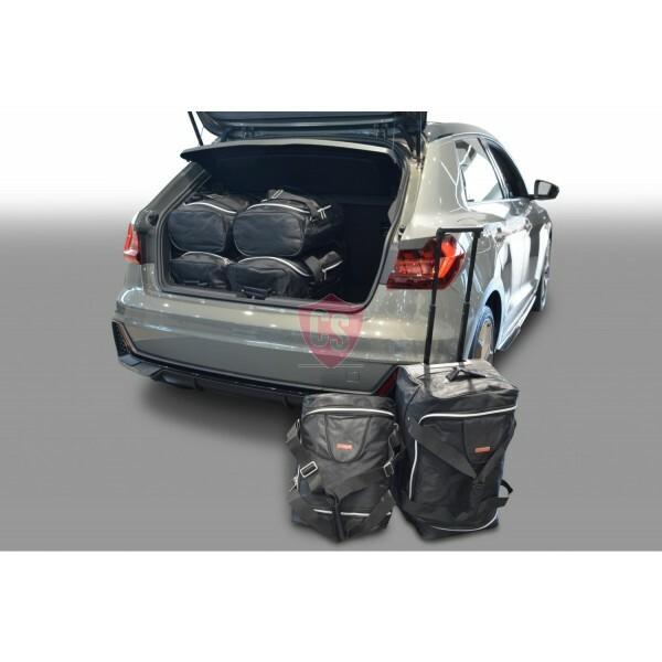 audi a1 gb 2018 heute 5t car bags reisetaschen. Black Bedroom Furniture Sets. Home Design Ideas