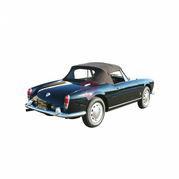 Alfa Romeo Giulietta Spider 1962-1963 - Stoff Verdeck Stayfast®