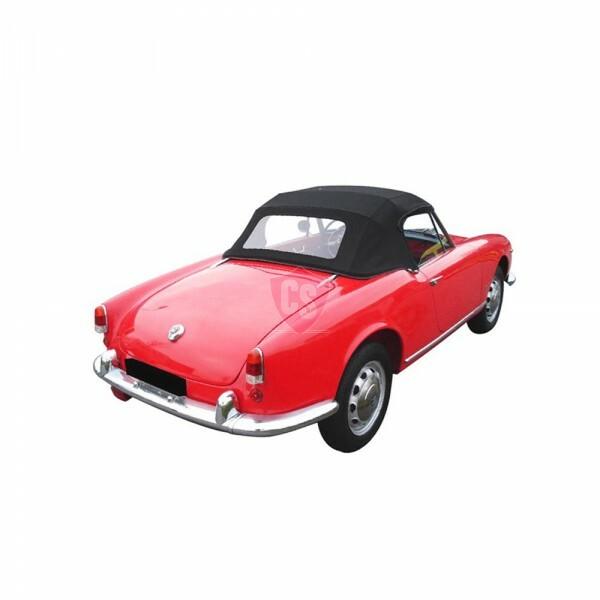 Alfa Romeo Giulietta Spider 1960-1961 - Stoff Verdeck Stayfast®