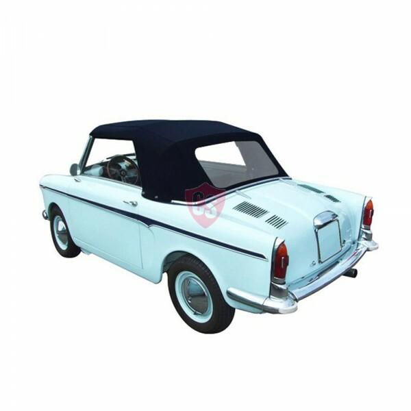 Autobianchi Bianchina Eden Roc Cabrio 1957-1969 - Stoff Verdeck Sonnenland®