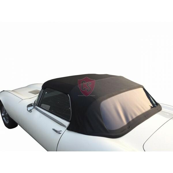 Jaguar E-Type S3 V12 PVC Verdeck 1971-1974