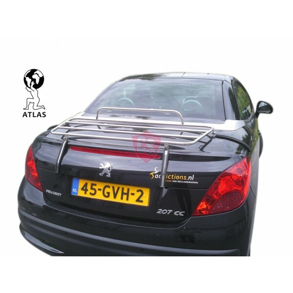 Peugeot 207 CC Gepäckträger 2007-2012