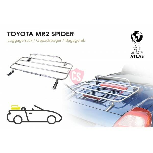 Toyota MR 2 W3 Spider Gepäckträger 1999-2006