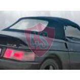 Lotus Elan M100 Stoff Verdeck - PVC Heckscheibe 1994-1995