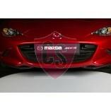 Front Grill Mazda MX-5 ND/RF - Mesh schmall - Schwarz