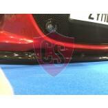Front Grill Mazda MX-5 ND/RF - Mesh schmall - Schwarz mit LED Nebelscheinwerfer