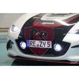Spyder Front Grill Mazda MX-5 ND/RF - mit LED Nebelscheinwerfer