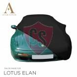 Lotus Elan M100 Autoabdeckung - Maßgeschneidert - Schwarz