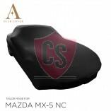 Mazda MX-5 NC Indoor Autoabdeckung - Maßgeschneidert - Schwarz