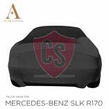 Mercedes-Benz SLK R170 Autoabdeckung - Maßgeschneidert - Schwarz