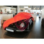 Porsche 911 993 1993-1998 Autoabdeckung - Maßgeschneidert - Rot