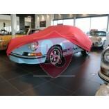 Porsche 911 F-Modell 1968-1974 Autoabdeckung - Maßgeschneidert - Rot