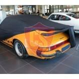 Porsche 911 G-Modell 1973-1989 Autoabdeckung - Maßgeschneidert - Schwarz
