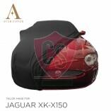 Jaguar XK 2006-2016 Autoabdeckung - Maßgeschneidert - Schwarz
