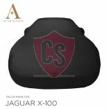 Jaguar XK8 1996-2005 Autoabdeckung - Maßgeschneidert - Schwarz