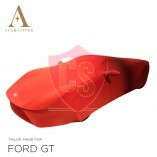 OEM Original Ford GT Indoor Autoabdeckung - Spiegeltaschen