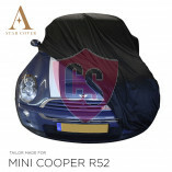 MINI Cabrio R52 R57 F57 Wasserdichte Vollgarage - Star Cover