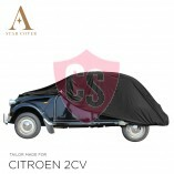 Citroen 2CV Wasserdichte Vollgarage