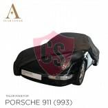 Porsche 911 993 1995-1998 Wasserdichte Vollgarage - Star Cover