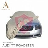 Audi TT 8N Roadster Wasserdichte Vollgarage - Spiegeltaschen