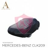 Mercedes-Benz CLK A209 Wasserdichte Vollgarage Star-Cover