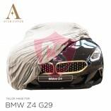BMW Z4 G29 Roadster Wasserdichte Vollgarage