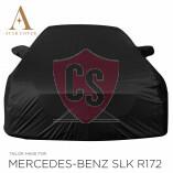 Mercedes-Benz SLK SLC R172 Wasserdichte Vollgarage - Spiegeltaschen
