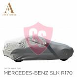 Mercedes-Benz SLK R170 Wasserdichte Vollgarage - Spiegeltaschen