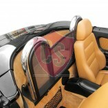 Alfa Romeo Spider 916 Windschott für Roadsterbügel 1995-2006
