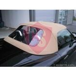 Fiat Barchetta ORIGINAL PVC Heckscheibe
