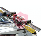 Gepäckträger + Skiträger - 117x50cm - UNISPIDER B