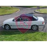 BMW 3 Reihe E36 Original Stoff Verdeck mit Seitentaschen 1994-1996