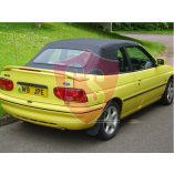 Ford Escort 2 Cabrio PVC Verdeck 1992-1998