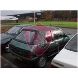 Peugeot 205 Stoff Verdeck - nur Vorderteil 1984-1992