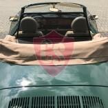 Volkswagen Karmann Ghia Windschott Doppelrahmen 1962-1969