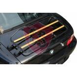 BMW Z3 Roadster Gepäckträger | Limited Wood Edition |1996-1999 | Black