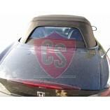 Honda S2000 Stoff Verdeck - Glas Heckscheibe 2002-2009