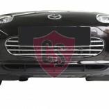 Mazda MX-5 NC Edelstahl Kühlergrill Aston Martin Optik 1-Teilig 2005-2009