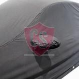 Porsche 911 996 Wasserdichte Vollgarage - Star Cover - Spiegeltaschen