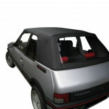 Peugeot PVC Verdeck + PVC Heckscheibe 1984-1992