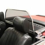 Mercedes-Benz SL-Klasse R107 Windschott - Chrom Optik 1971-1989