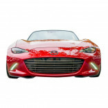 Front Grill Mazda MX-5 ND/RF Chrome Tube 1