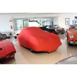 Porsche 356 Autoabdeckung - Maßgeschneidert - Rot